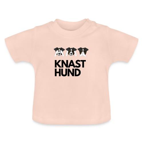 Knast Hund - Jack Russell - Baby T-Shirt