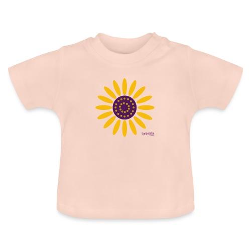 sunflower - Vauvan t-paita