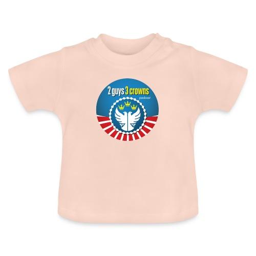 Classic Round 2G3C Logo - Baby T-Shirt