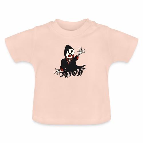 grim reaper funny style - T-shirt Bébé
