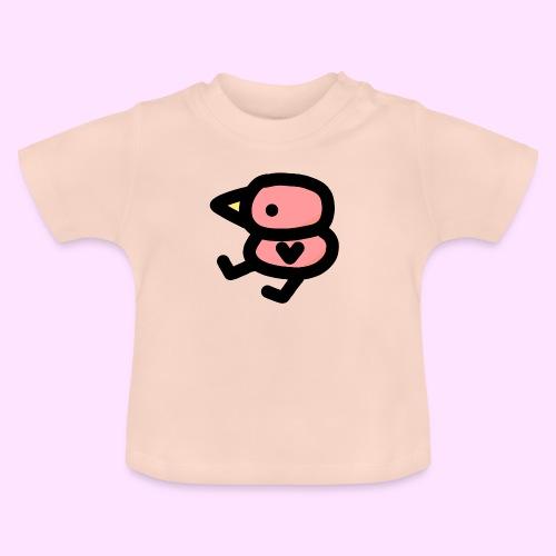 Pinkguin Yogurt Color - Baby T-shirt