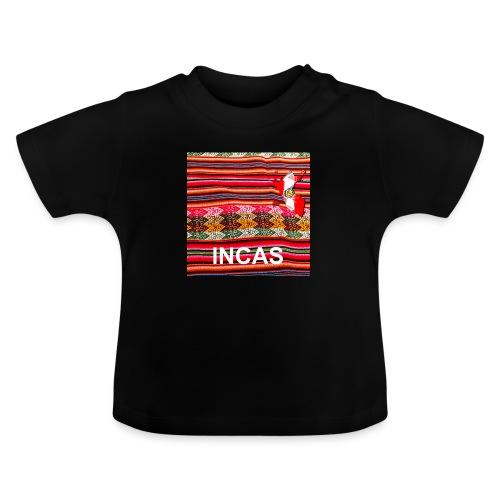 Telar inca Mapa del Peru - Baby T-Shirt