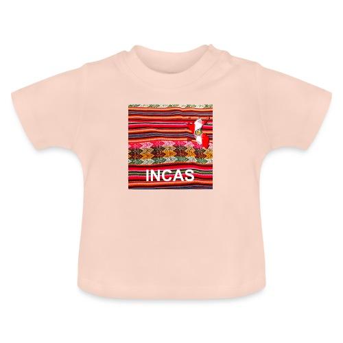 Telar inca Mapa del Peru - T-shirt Bébé