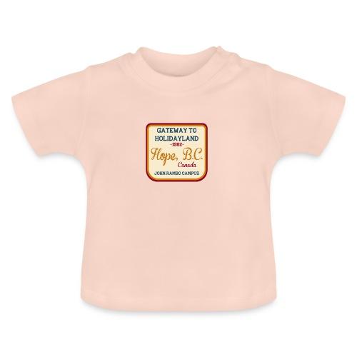 Rambo Hope Holidayland - Koszulka niemowlęca