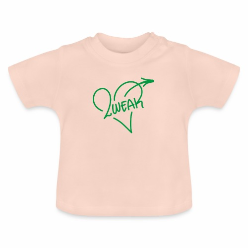 Love for a green life - Baby T-shirt