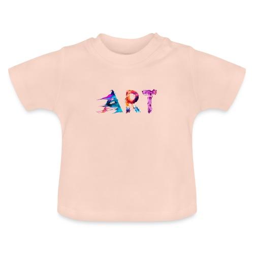 Art - T-shirt Bébé