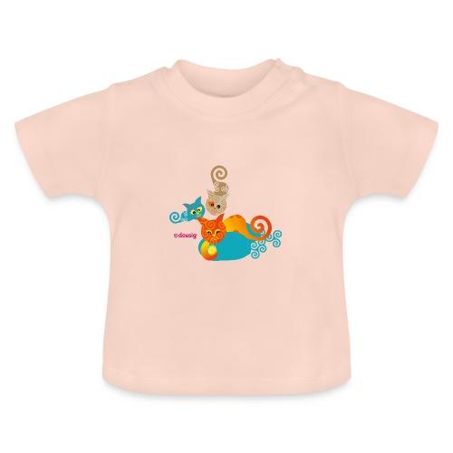 Chatons Dousig - T-shirt Bébé