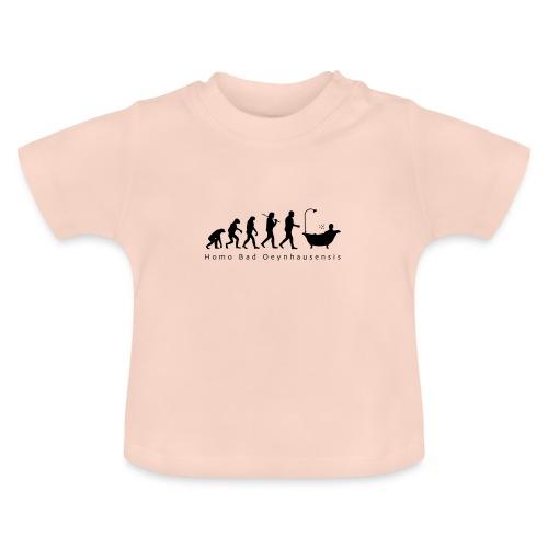 Die Evolution des Bademeisters - Baby T-Shirt