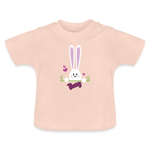 bunny girl - Baby T-Shirt