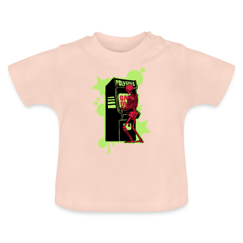 Hi-score - Koszulka niemowlęca