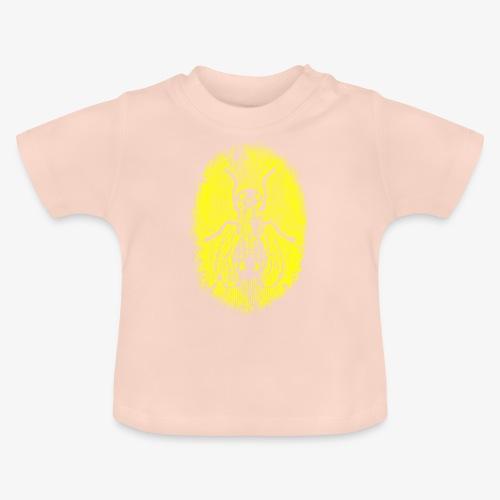 Fluga Yellow - Baby-T-shirt