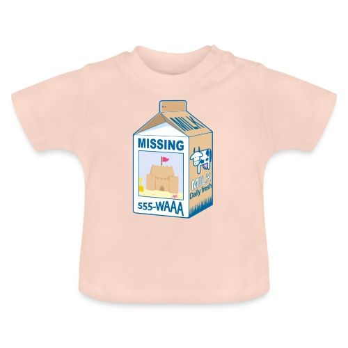 Missing : Sand castle - Baby T-Shirt