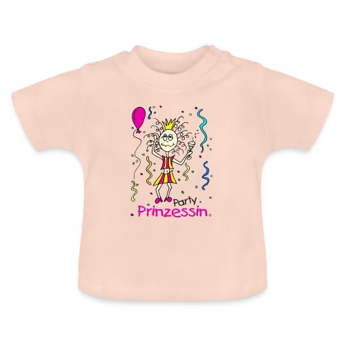 Party Prinzessin - Baby T-Shirt