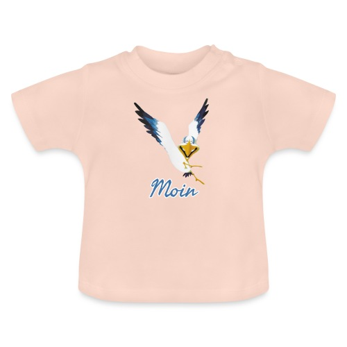 Moin Lachmöwe - Baby T-Shirt