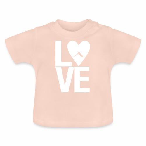 Mountain Love - Baby T-Shirt