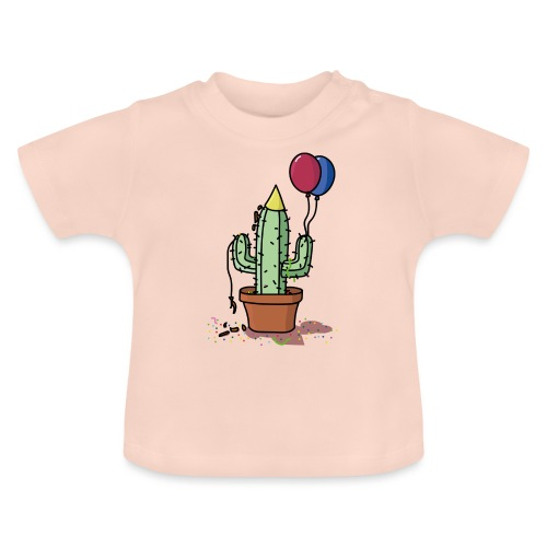 Flowercontest cactus party - Baby T-shirt