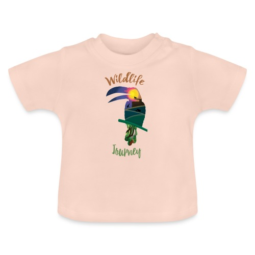 Wildlife Journey - Baby T-Shirt