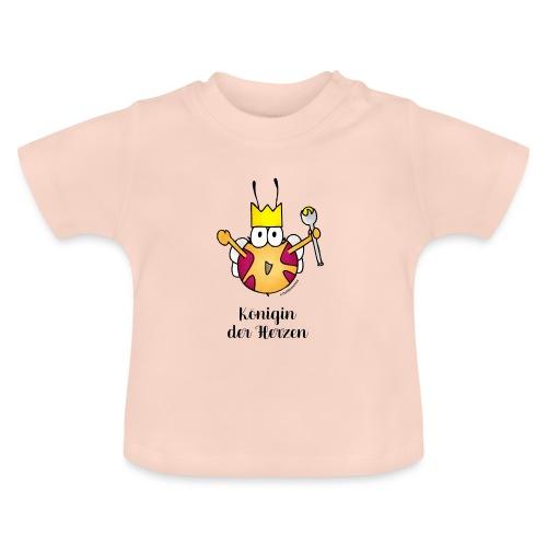 Königin der Herzen - Baby T-Shirt