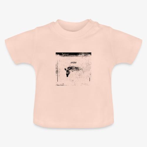 Hyena Black - Baby-T-shirt