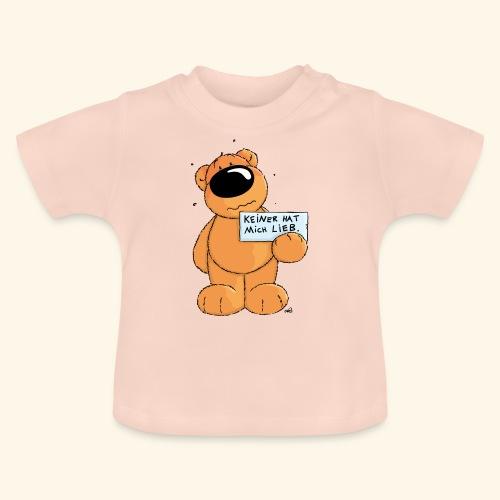 chris bears Keiner hat mich lieb - Baby T-Shirt
