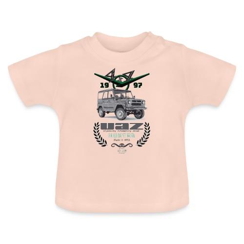 UAZ Hunter 1997 - Camiseta bebé