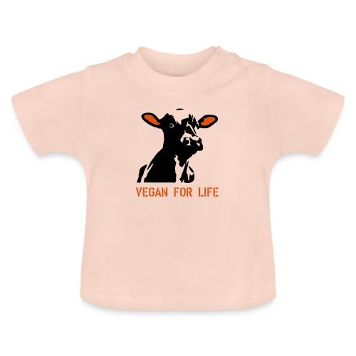 colorida vegan for life - Baby T-Shirt