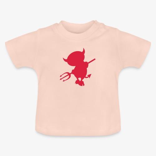 devil - T-shirt Bébé