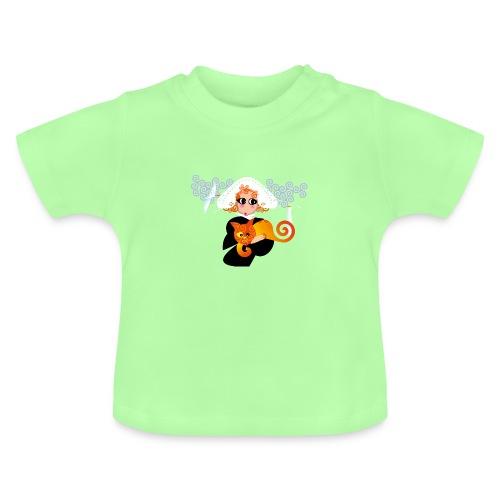 Dousig et son chaton - T-shirt Bébé
