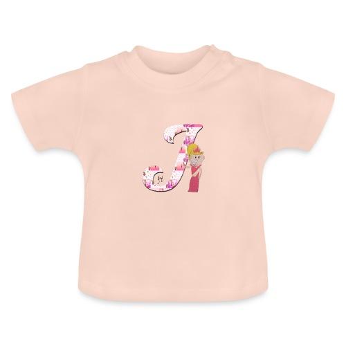 J comme Jolie - T-shirt Bébé