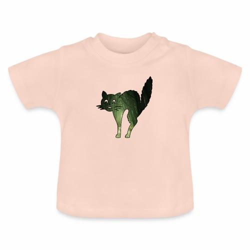 Le chat de la Peur - J'peux pas j'suis un Chat - T-shirt Bébé