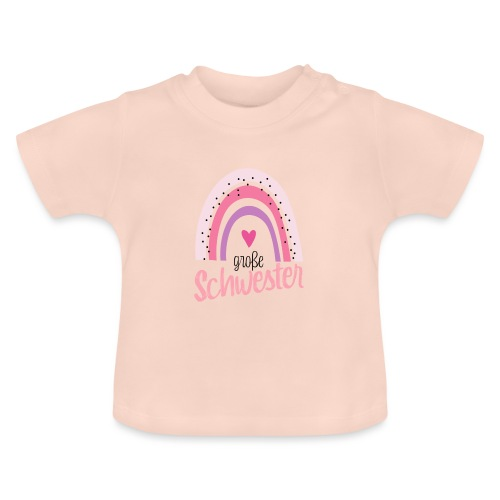 Große Schwester - Baby T-Shirt