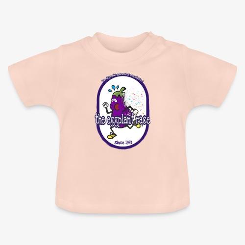 The eggplant race - T-shirt Bébé