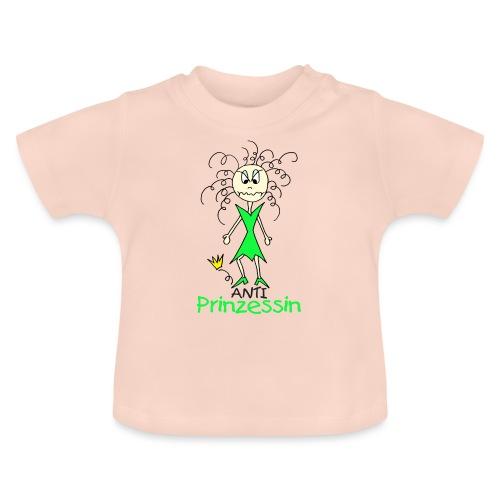 Anti Prinzessin - Baby T-Shirt