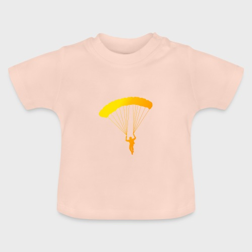 Colorfull Skydiver - Baby T-Shirt