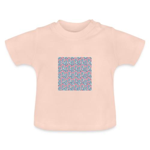 kidfootprint a5 - Baby T-Shirt