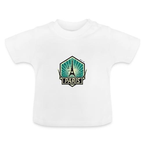 PARIS, FRANCE - Baby T-Shirt