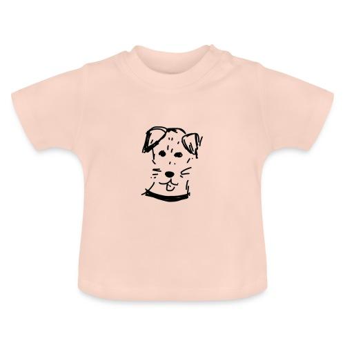 piesek a jpg - Koszulka niemowlęca