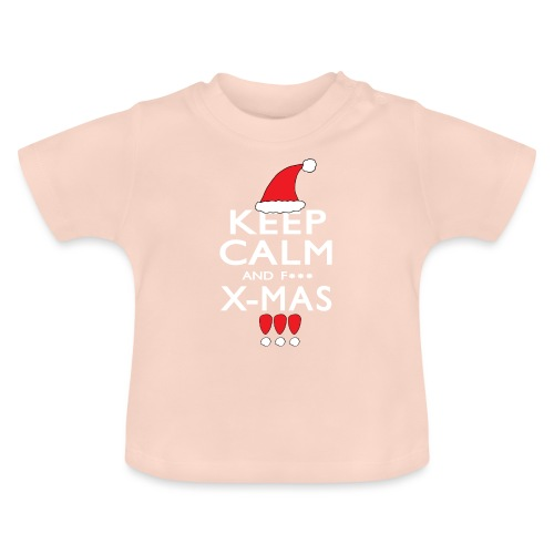 Keep calm XMAS - Baby T-Shirt