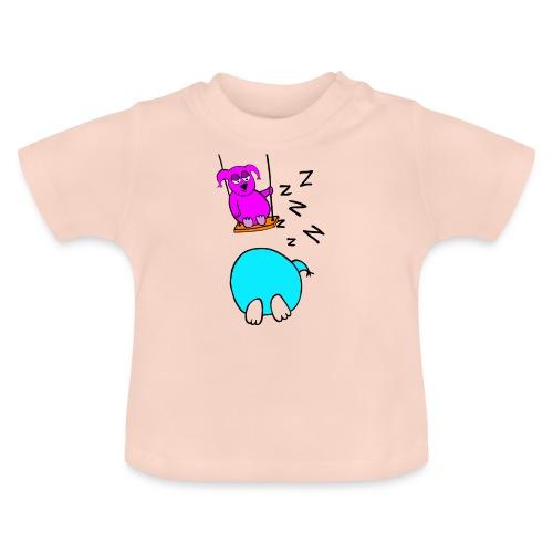 Pöllyskäinen - Vauvan t-paita