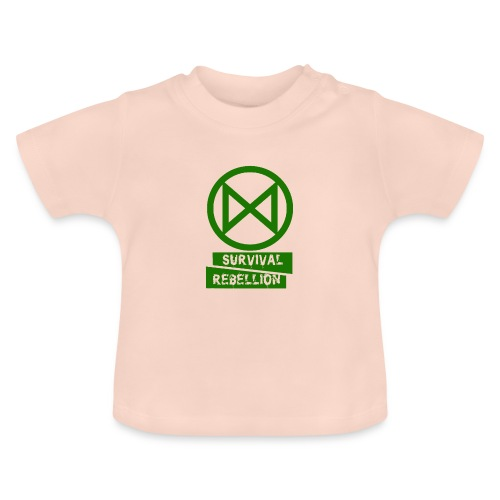 Extinction Rebellion - Vauvan t-paita