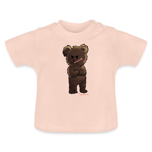 Fieber-Bär - Baby T-Shirt
