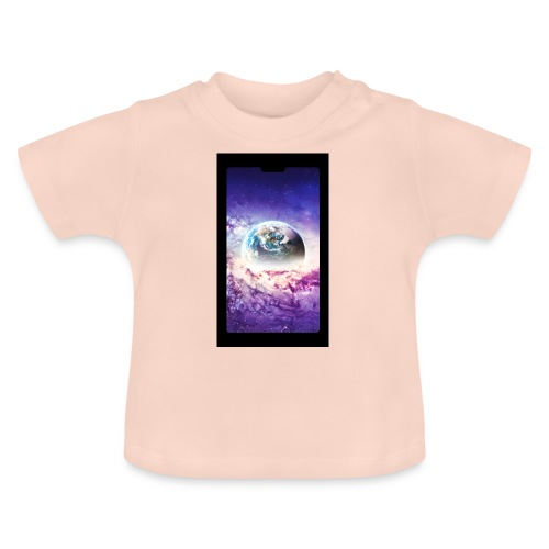 Univers - T-shirt Bébé