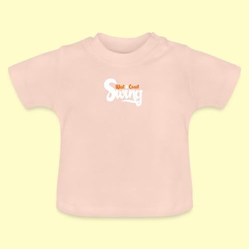 West Coast Swing Dance Geschenk T-Shirt - Baby T-Shirt