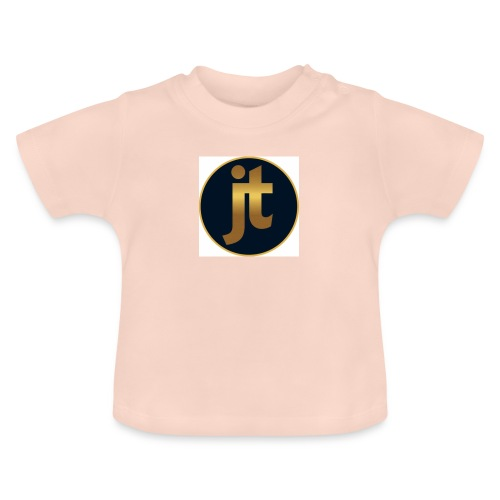 Golden jt logo - Baby T-Shirt