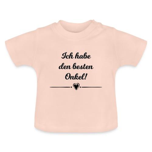 Ich habe den besten Onkel! - Baby T-Shirt