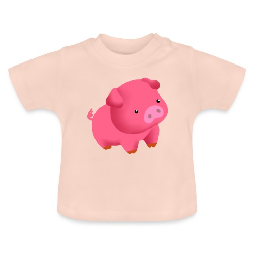 Camisa Cerdito - Camiseta bebé