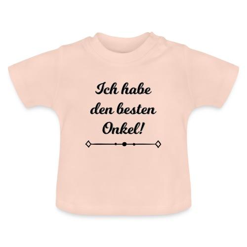 Bester Onkel - Baby T-Shirt