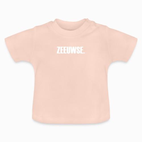 Zeeuwse - Lekker Zeeuws - Baby T-shirt