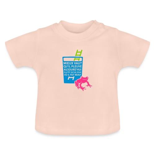 Fête à la grenouille - T-shirt Bébé