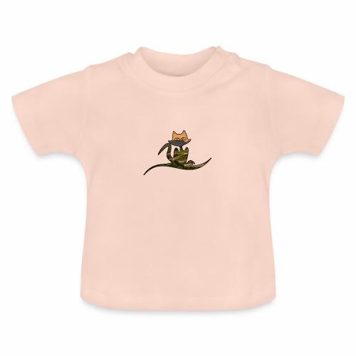 Le Chat Asiatique - J'peux pas j'ai un Chat - T-shirt Bébé